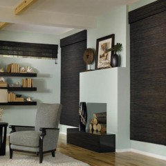 Premiere Woven Wood Shade