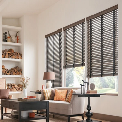 "Traditions 2 3/8"" Real Wood Blinds"