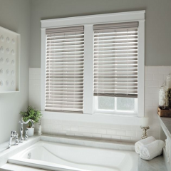 "Bravada Select 2"" Cordless Faux Wood Blinds"