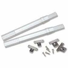 """Crystal Clear Sash Rod 11 1⁄2""""-20"""" Projects 1⁄2"""""""