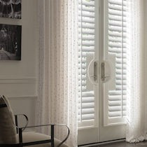 Performance Faux Wood Shutters