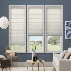 Envision Traditional Flat Roman Shades