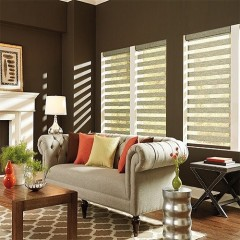 Mezzanine Layered Shades