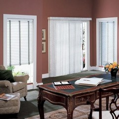 "Grandeur 2"" Corded Mini Blinds"