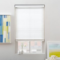 "San Clemente 2"" Cordless Faux Wood Blinds"