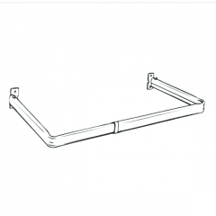 "Lock-Seam Canopy Rod 28""-48"""