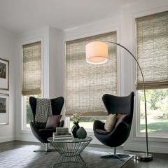 Bravada Select Natural Roller Shades