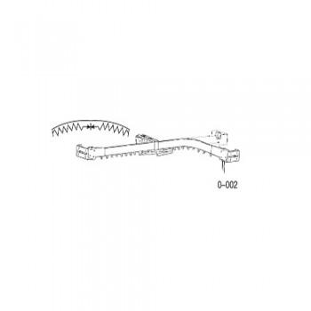 12 Foot Flex Traverse Rod