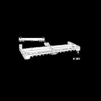 SHD Traverse & Plain Rod- Available Widths