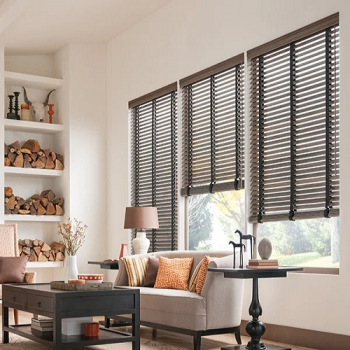 "Traditions 2"" Real Wood Blinds"